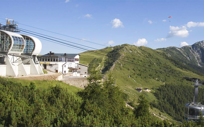 Tour Passo Cavallo Monte Baldo