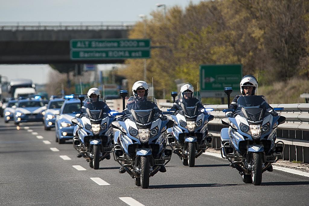 Evento Polizia
